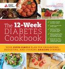 The 12 week Diabetes Cookbook Book