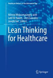 Lean Thinking For Healthcare Book PDF