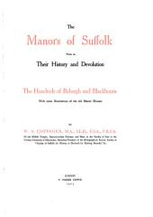 The Manors of Suffolk: The hundreds of Babergh and Blackbourn
