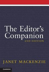 The Editor's Companion: Edition 2