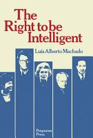 The Right to be Intelligent PDF