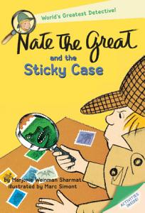 Nate the Great and the Sticky Case Book