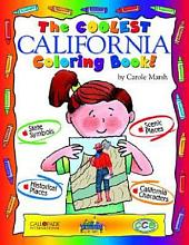 The Cool California Coloring Book