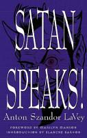 Satan Speaks  PDF