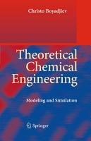 Theoretical Chemical Engineering PDF