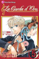 La Corda d'Oro: Volume 5
