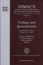 Coding and Quantization
