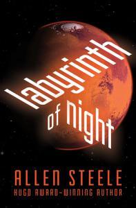 Labyrinth of Night Book