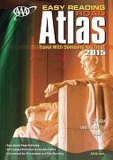 AAA Easy Reading Road Atlas 2015 PDF
