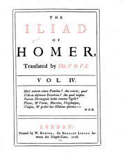 The Iliad of Homer PDF