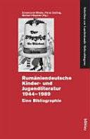 Rum  niendeutsche Kinder  und Jugendliteratur 1944 1989 PDF
