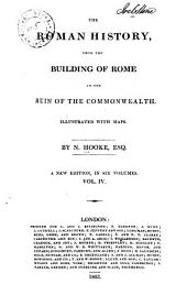 The Roman history: from the building of Rome to the ruin of the commonwealth, Volume 4