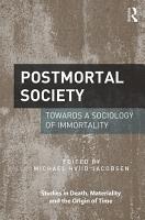 Postmortal Society PDF