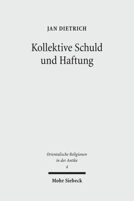 Kollektive Schuld und Haftung PDF