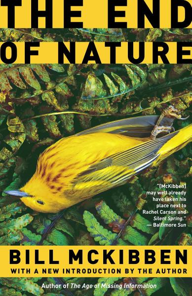 Download The End of Nature Book