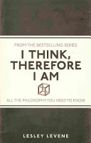 I Think  Therefore I Am Book