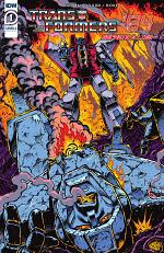 Transformers '84: Secrets and Lies #1