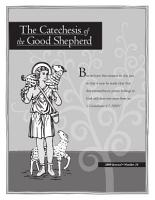 The Catechesis of the Good Shepherd PDF