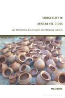 Indigeneity in African Religions PDF