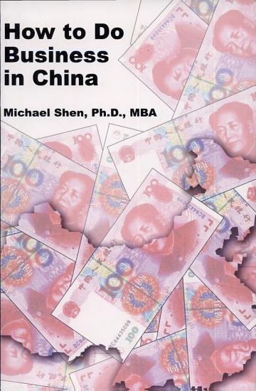 How to Do Business in China PDF