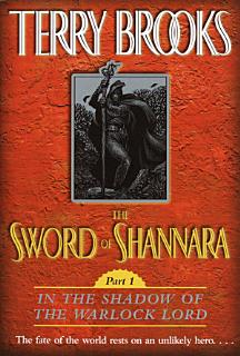 The Sword of Shannara  In the Shadow of the Warlock Lord Book