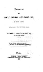 Temora: an Epic Poem of Ossian, in Eight Cantos