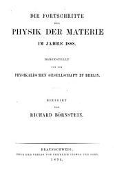 Die Fortschritte der Physik im Jahre ...: Band 44,Teile 1-2