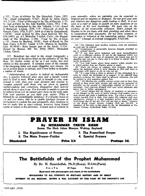 The Islamic Review PDF