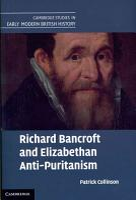 Richard Bancroft and Elizabethan Anti Puritanism PDF