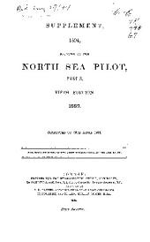 North Sea Pilot: Part 3