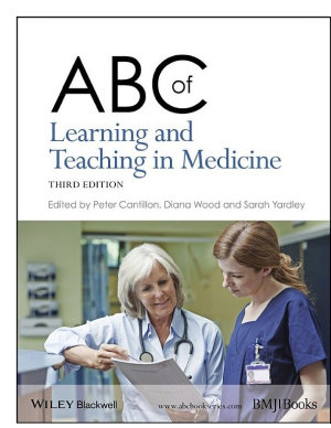 ABC of Learning and Teaching in Medicine