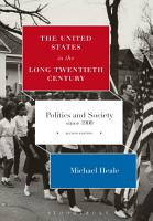 The United States in the Long Twentieth Century PDF