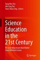 Science Education in the 21st Century PDF