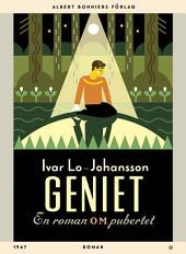 Geniet: En roman om pubertet