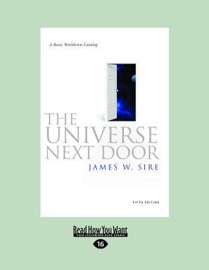 The Universe Next Door  Large Print 16pt