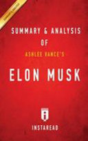 SUMMARY OF ELON MUSK PDF