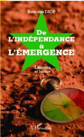 De l'indépendance à l'émergence: Leurres et lueurs