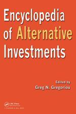 Encyclopedia of Alternative Investments