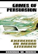 Games of Persuasion