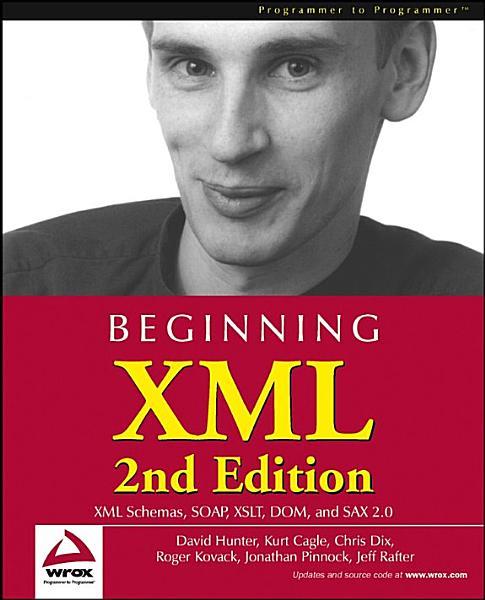 Download Beginning XML Book