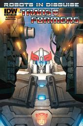 Transformers: Robots in Disguise #13