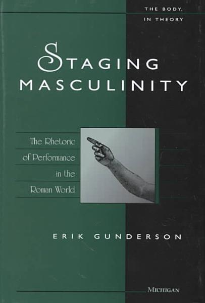 Download Staging Masculinity Book