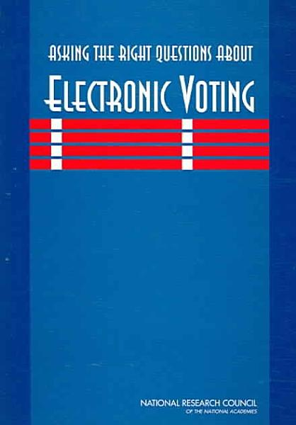Asking the Right Questions About Electronic Voting PDF