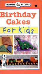 Birthday Cakes for Kids PDF