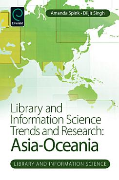 Library and Information Science Trends and Research PDF
