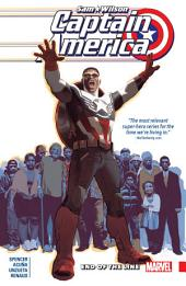 Captain America: Sam Wilson Vol. 5 - End Of The Line