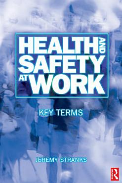 Health and Safety at Work  Key Terms PDF