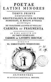 Poëtae Latini minores, curauit I.C. Wernsdorf