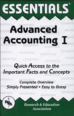 Advanced Accounting I Essentials