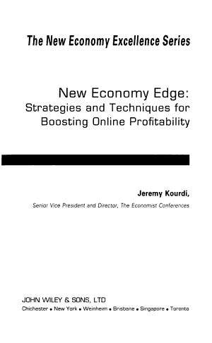 New Economy Edge PDF